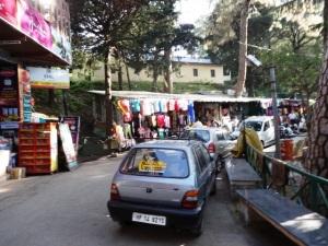 akhil sethi kasauli main market