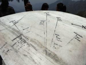 akhil sethi sun-set point kasauli trip gilbert trail